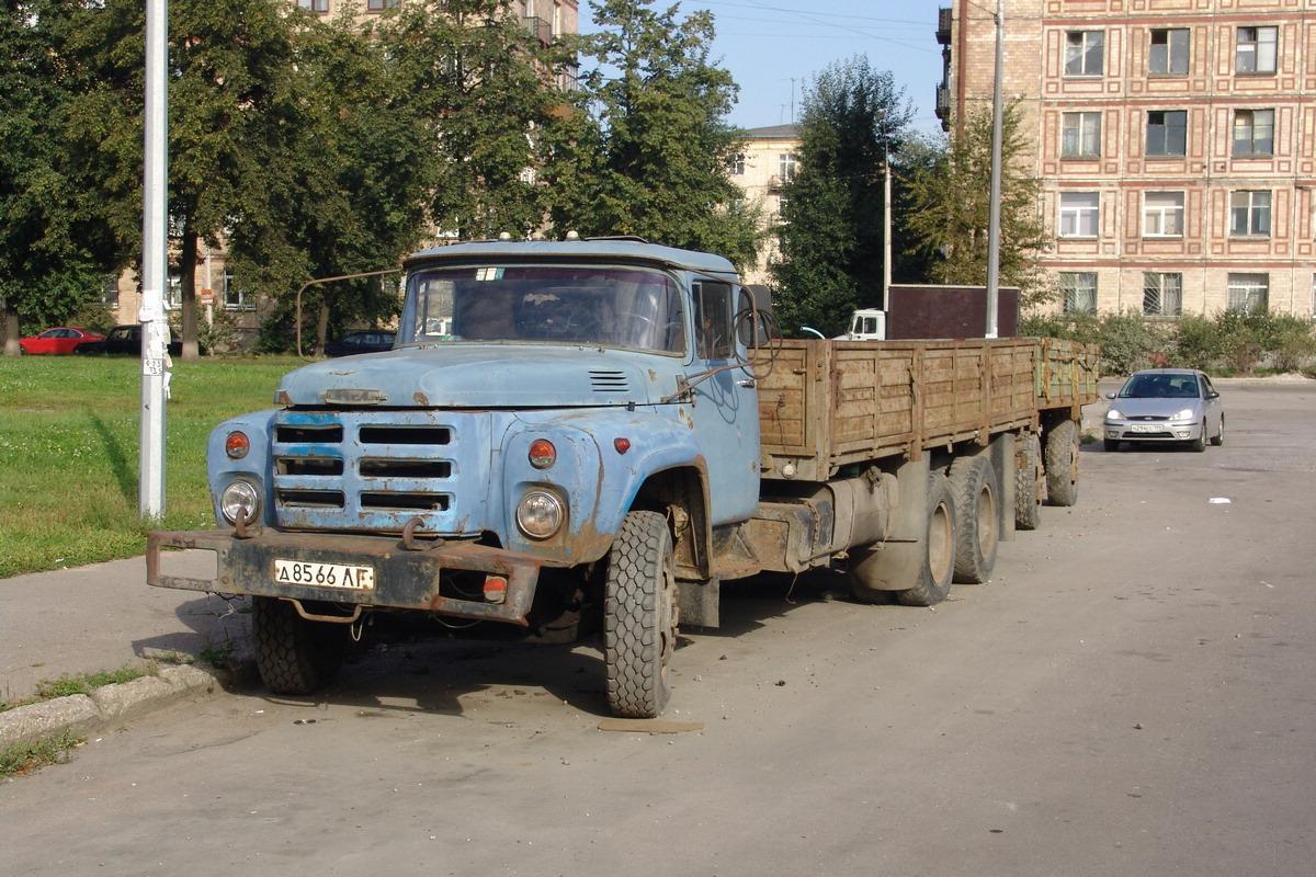 """ЗИЛ-133ГЯ """"Щука"""""""