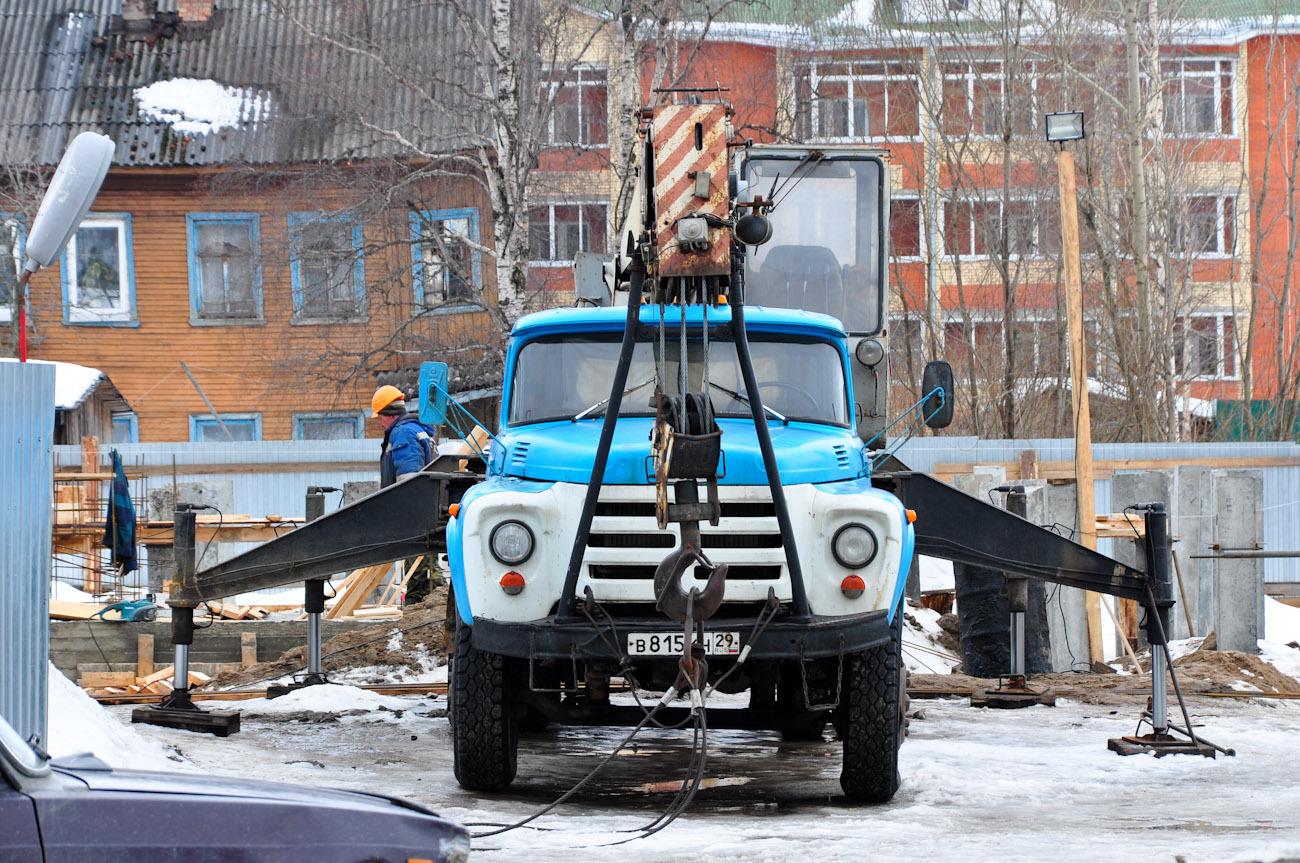КС-3575А на шасси ЗиЛ-133ГЯ